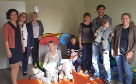 Kinderbetreuung U3 mit Herz – unser ZABLchen hat die Pforten geöffnet