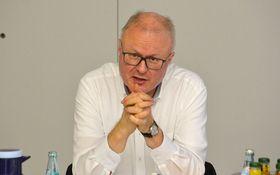 Businessfrühstück mit dem hessischen Finanzminister Dr. Thomas Schäfer