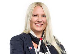 Larissa Plukavec - Beiratssprecherin