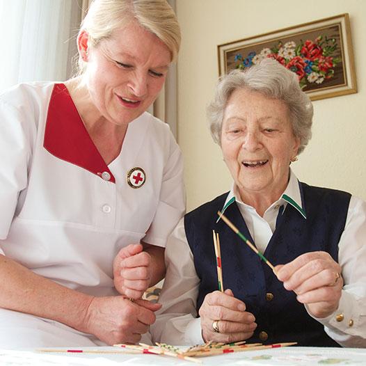 Seniorenheim - Wenn Sie uns brauchen, sind wir für Sie da.