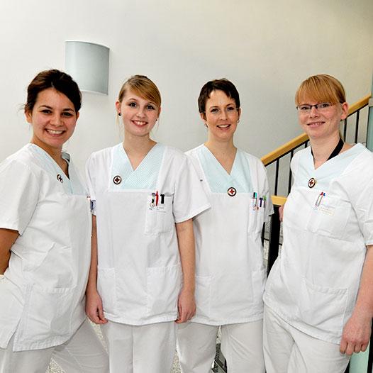PflegePersonal Parat - Ein ein Dienstleistungsangebot der DRK-Schwesternschaft Marburg e.V. an Krankenhäuser und Altenheime.