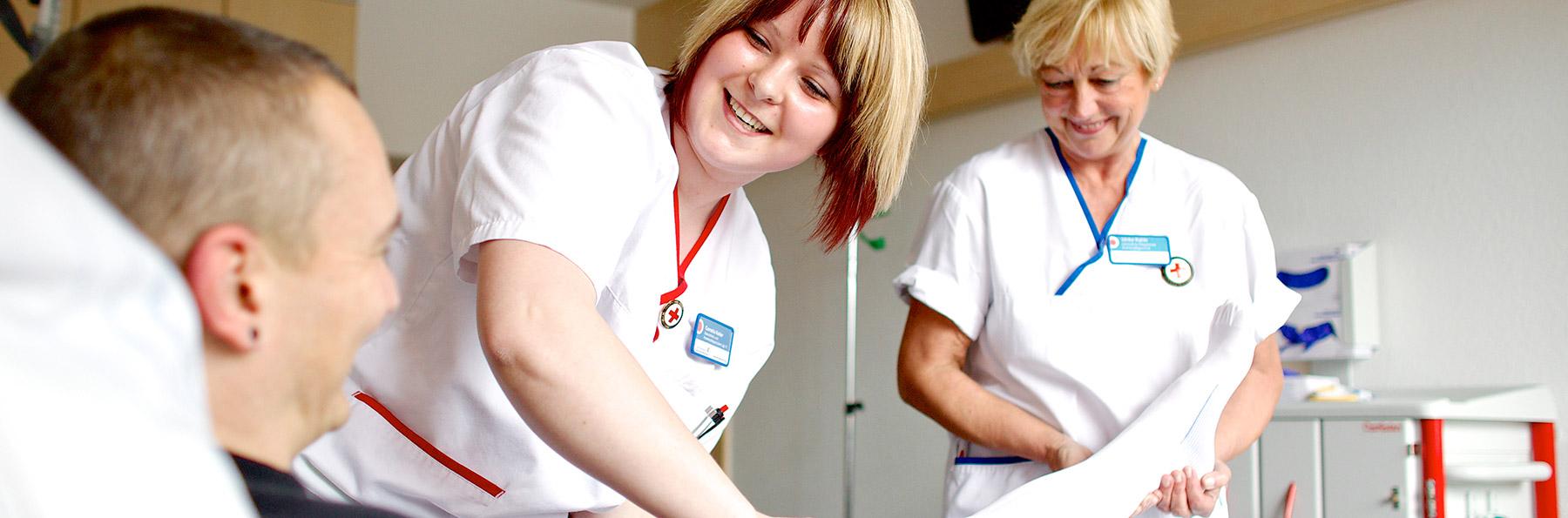 Ausbildung Gesundheits- und Krankenpflege
