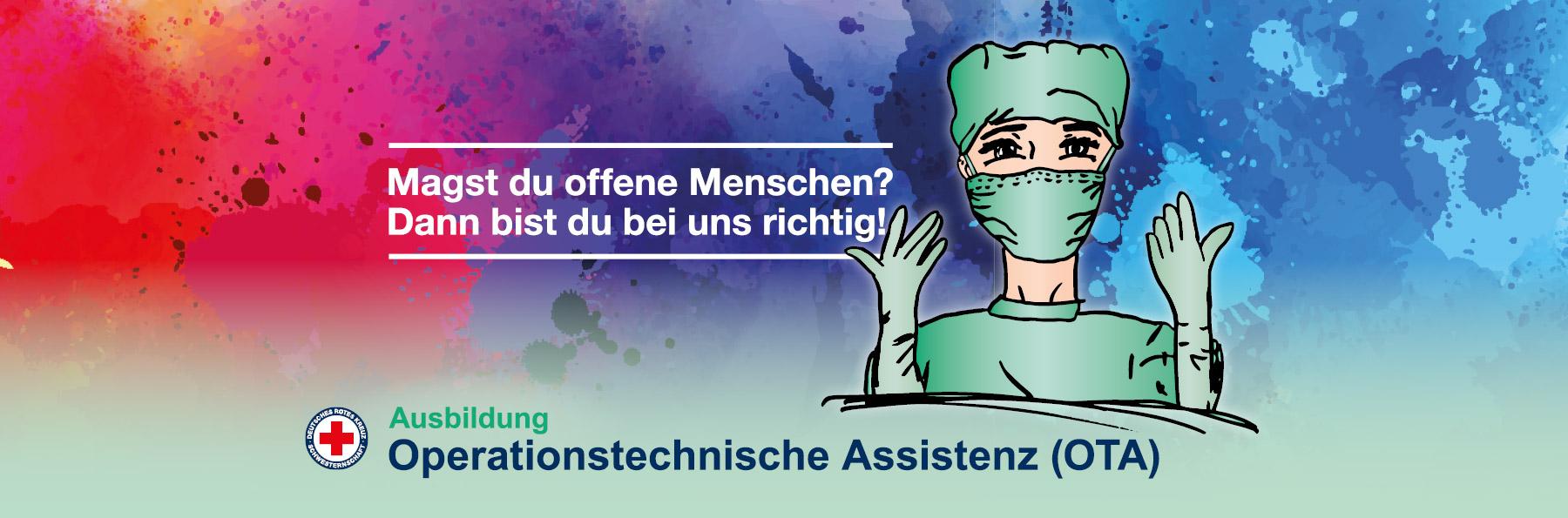 Ausbildung Operationstechnische Assistenz (OTA)