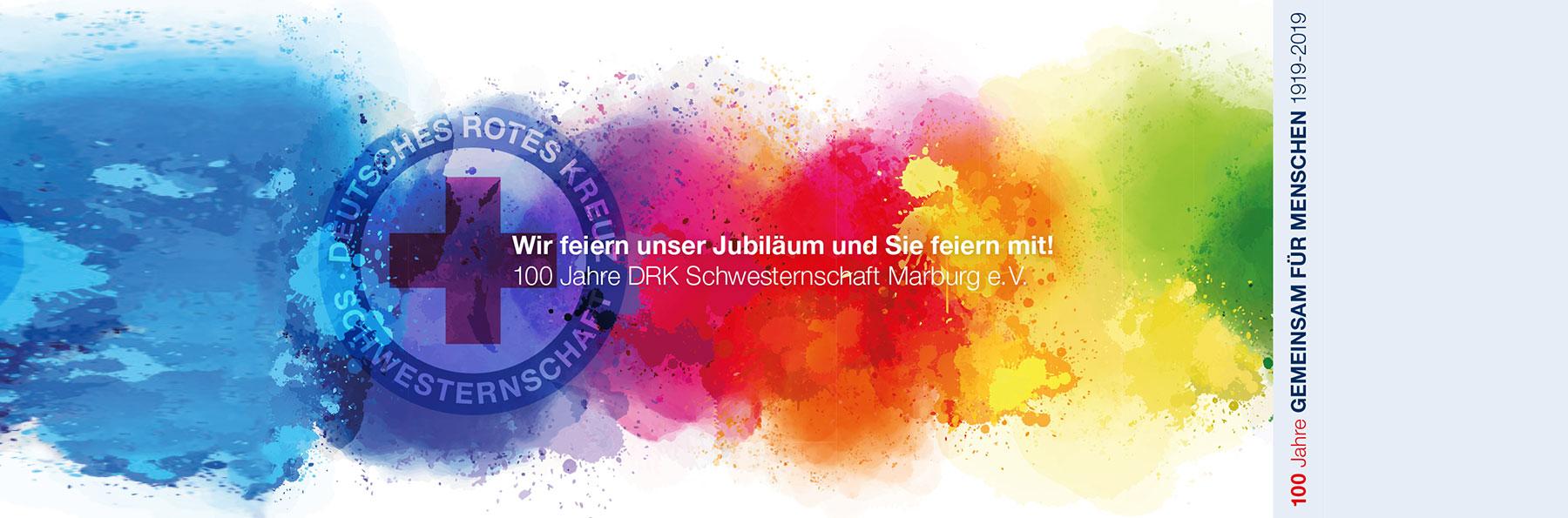 100 Jahre DRK-Schwesternschaft Marburg e.V.
